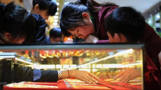Jewellery - China's jewellery market